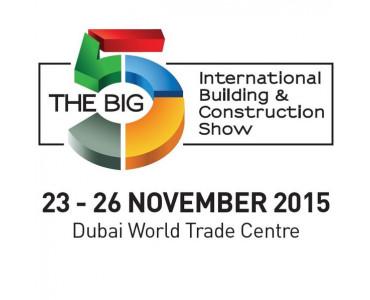 BIG 5 DUBAI, INTERNATIONAL TRADE SHOW, 21-24 NOV. 2016