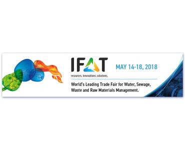IFAT 2018, MUNICH